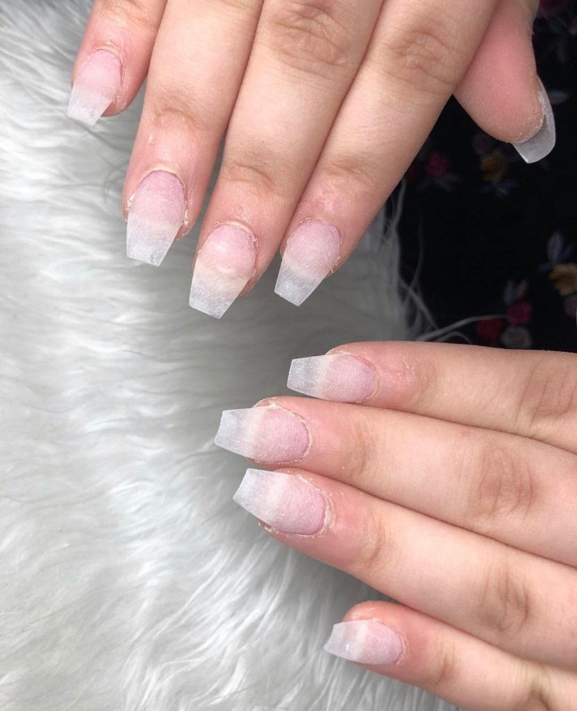 acrylnagel tips